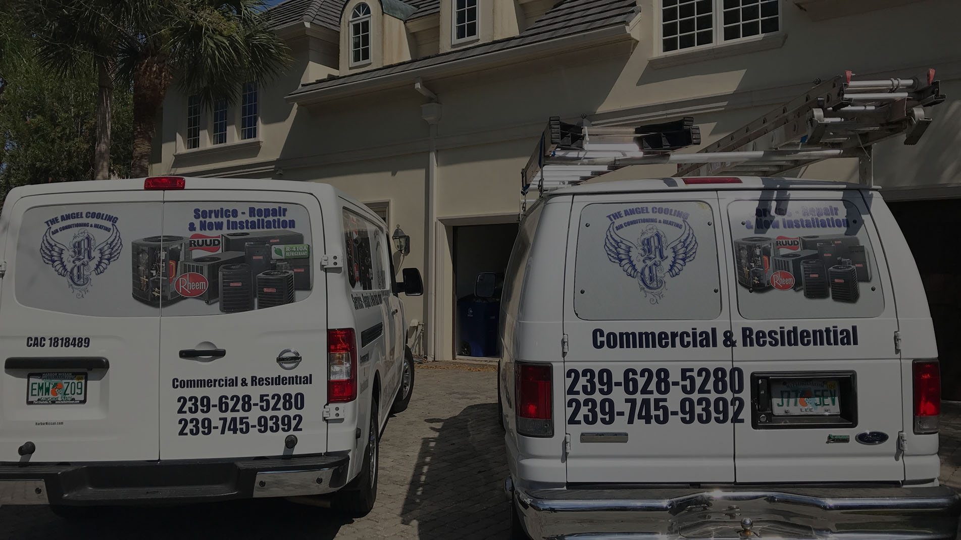 The Angel Cooling LLC HVAC Services